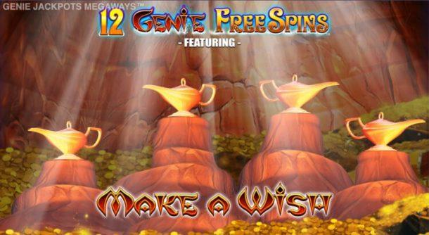 genie make a wish