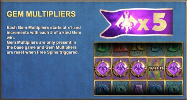 gem multipliers