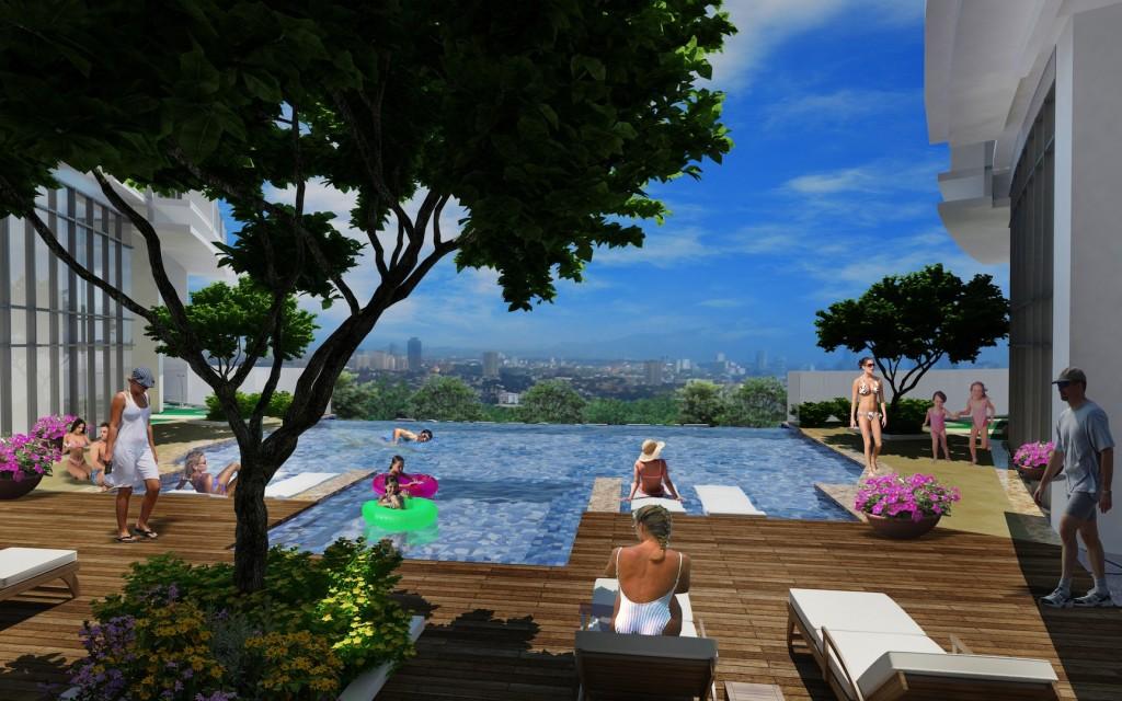 Florence pool deck 2