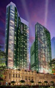 Uptown Parksuites Condo for sale Fort Bonifacio BGC condos