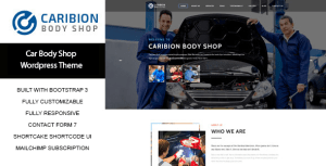 Read more about the article Caribion – WP Theme for Car Mechanic and Repair shop