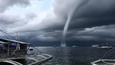 Photo of İstanbul'da hortum ve şiddetli fırtına!