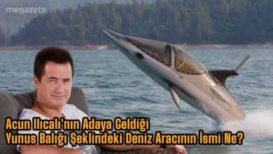 Photo of Acun Ilıcalı'nın Adaya Geldiği Yunus Balığı Şeklindeki Deniz Aracının İsmi Ne? – Seabreacher