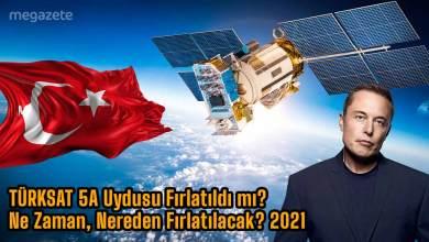 Photo of TÜRKSAT 5A Uydusu Fırlatıldı mı? Ne Zaman, Nereden Fırlatılacak? 2021