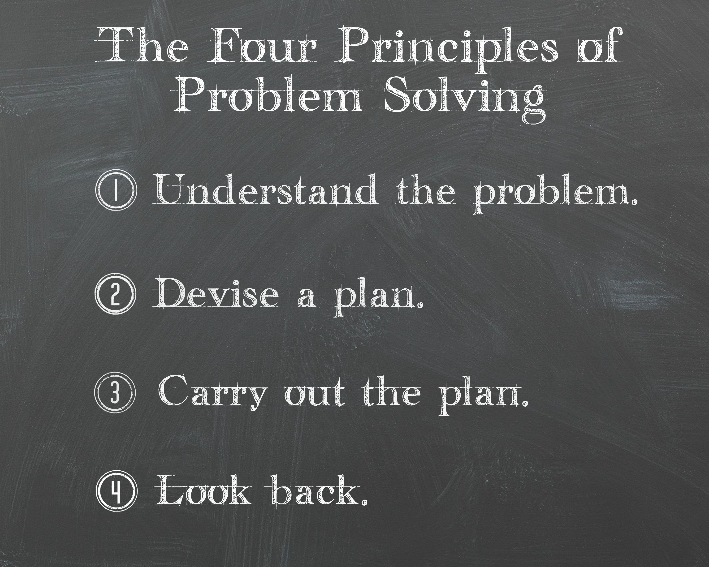 Sunday Summary Week 1 Insert Clever Math Pun Here