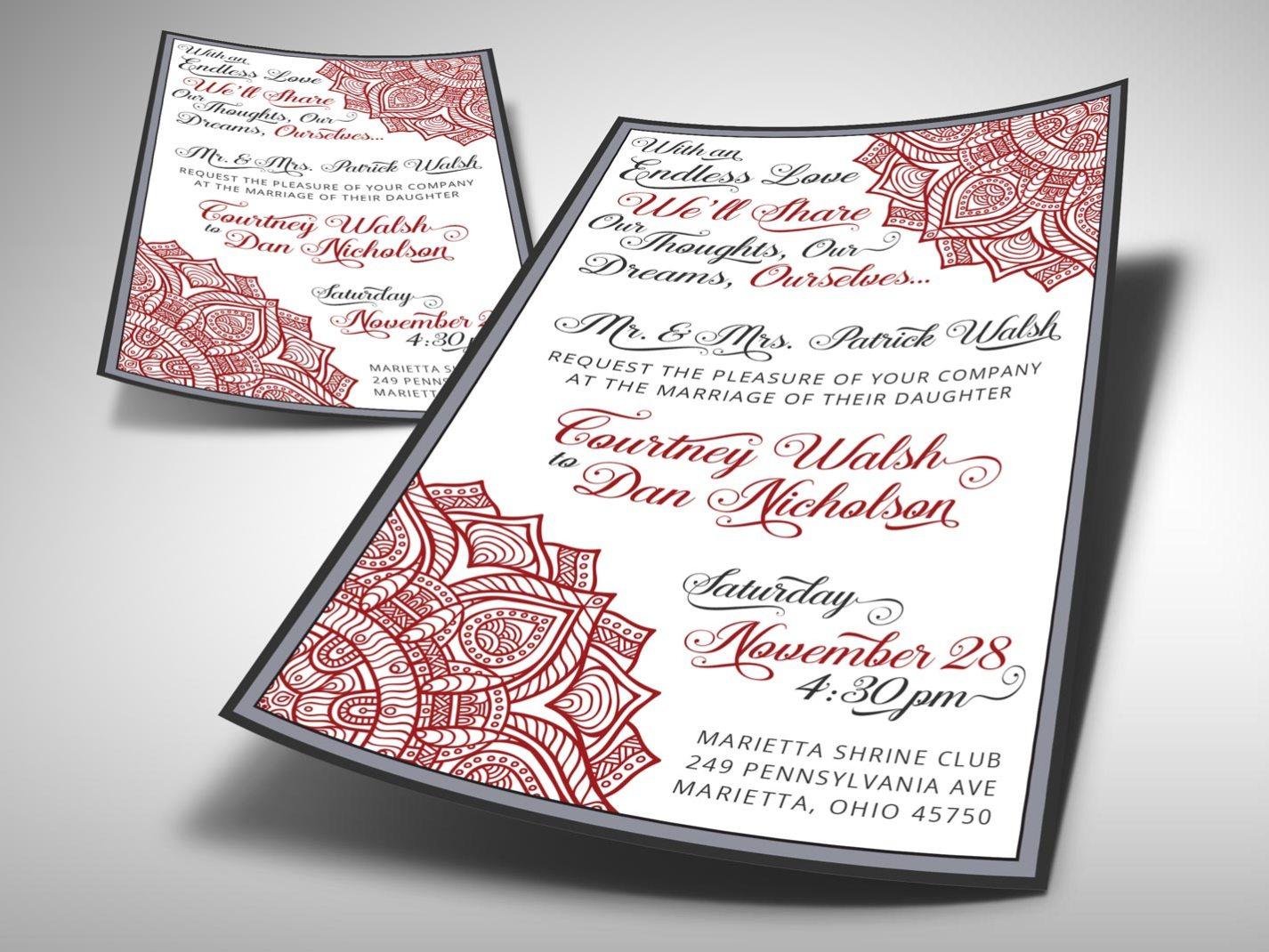 Courtney Walsh Wedding