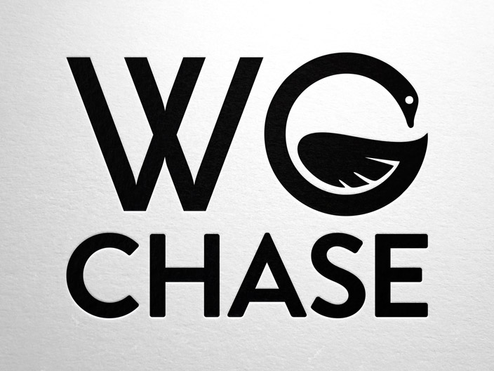 WG Chase Logo & Business Card