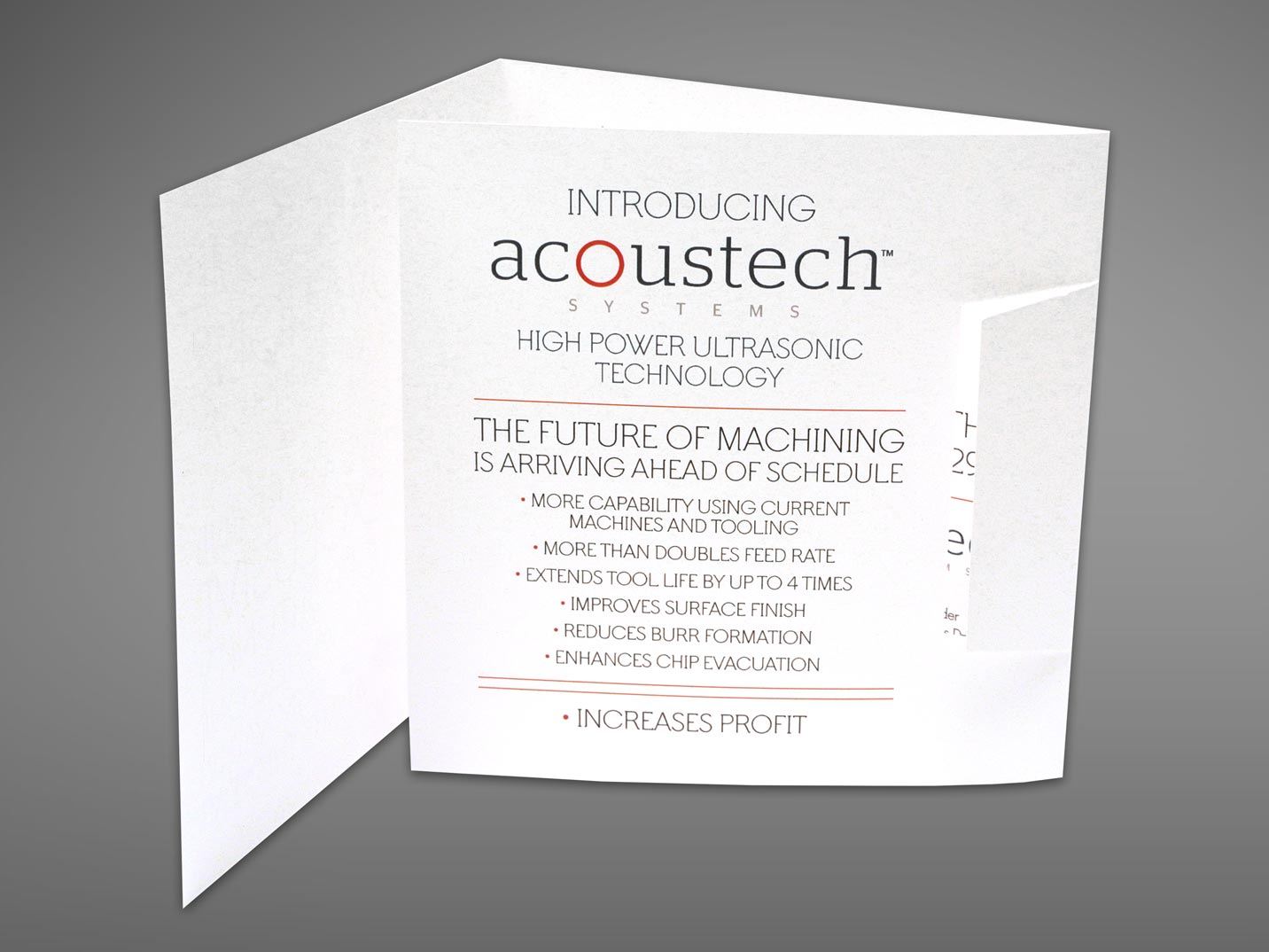 Acoustech Invitation