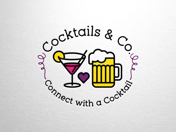 Cocktails & Co. Logo