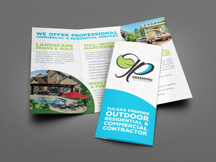 GreenPro Outdoor Services Brochure