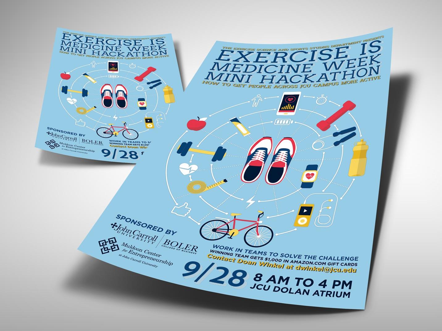 John Carroll University Posters