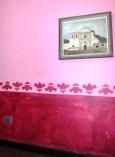 soooo much pink in Dona Julia's house
