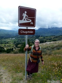 chugchilan-bound -- smiling because i didn't realize the scramble-hike that awaited me