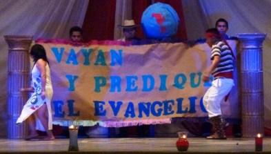 1st Annual Bible Festival, Parque Las Palapas, Cancun