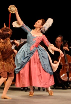 Photo: Julie Lemberger, Courtesy of New York Baroque Dance Co.
