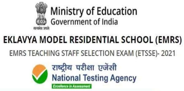 EMRS Recruitment for 3479 PGT, TGT & Other Posts