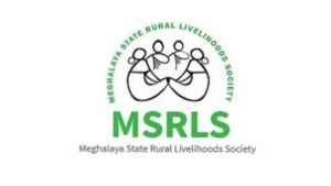 Meghalaya MSRLS Recruitment