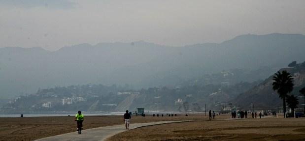 Rick Meghiddo - Malibu, December 21, 2014