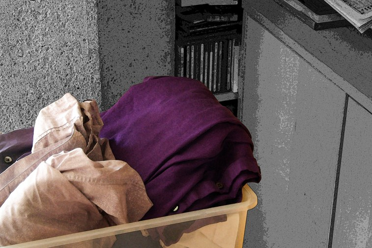 Rick Meghiddo - Laundry