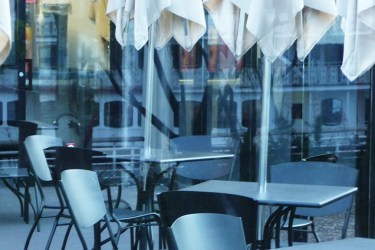 Rick Meghiddo - Empty Chairs