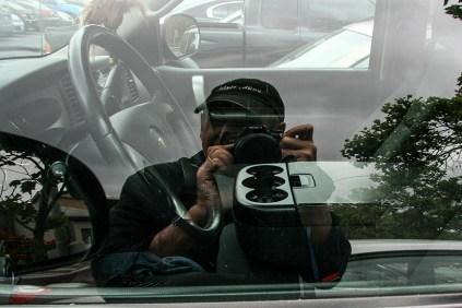 Self in Car