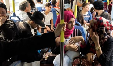 Jerusalem Tram, Rick Meghiddo