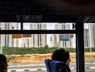Tel Aviv Bus, Rick Meghiddo