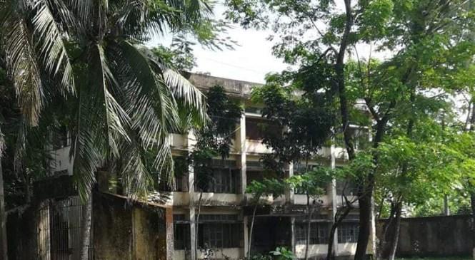 রামগঞ্জ সরকারি কলেজ ছাত্রাবাসে শিক্ষকদের বসবাস