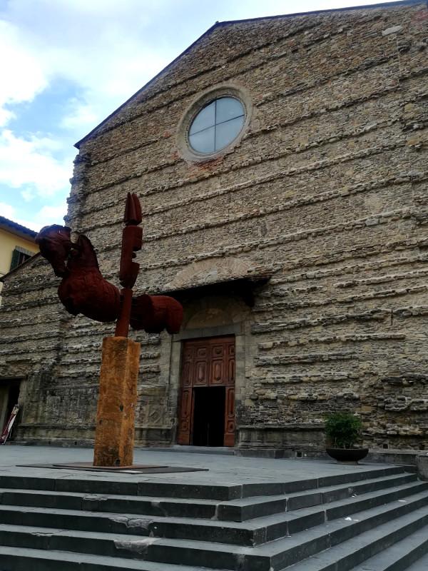 Arezzo Basilica di S. Francesco