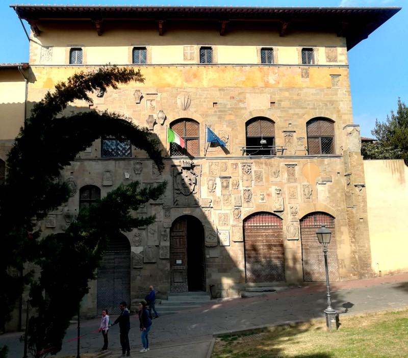 Arezzo Palazzo Pretorio