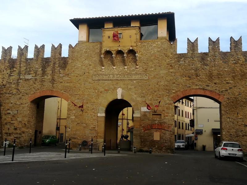 Arezzo Porta S. Lorentino