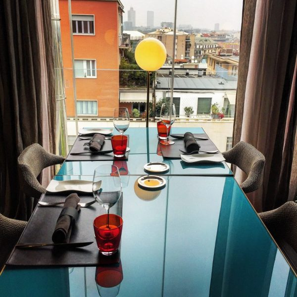 asola tra i ristoranti a milano dove fare business lunch