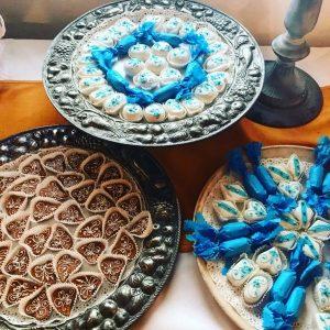 i dolci di Su Golonone ristorante in Sardegna