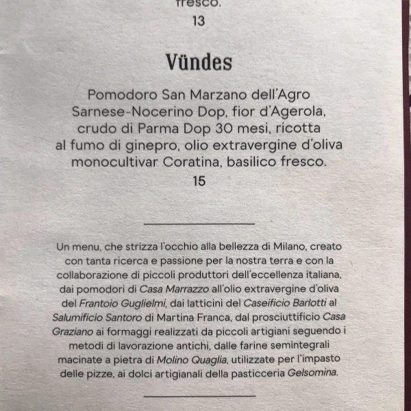 Pizzeria Giolina Milano