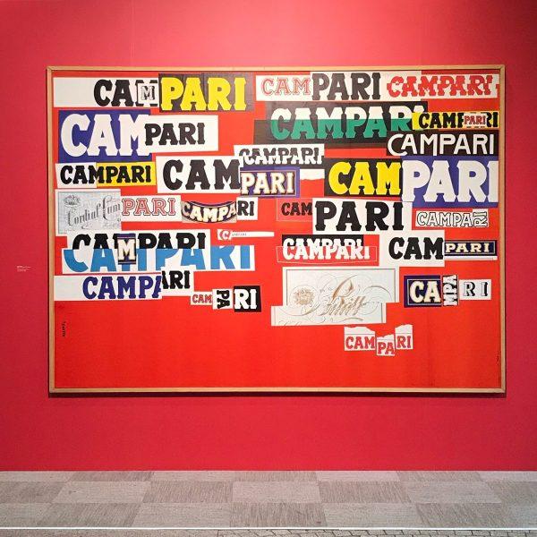 Bruno Munari alla Galleria Campari