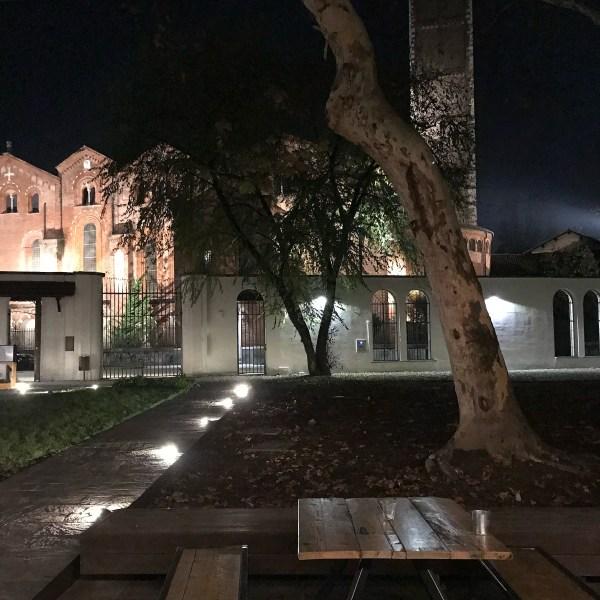 Il Giardino dell'Enoteca Naturale Milano