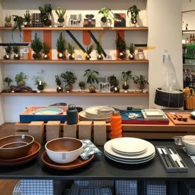 Concept store Tenoha Milano
