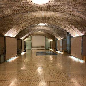 Terme di Diocleziano a Palazzo Naiadi Roma
