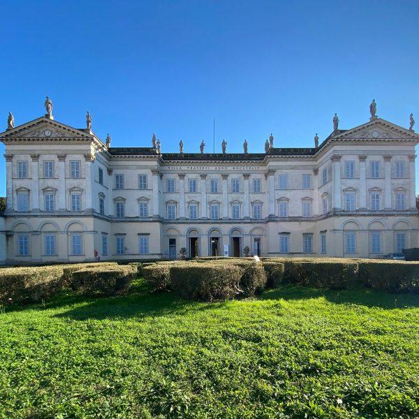 Ingresso di Villa Tittoni Traversi Desio