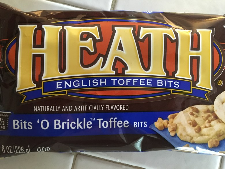 Health Toffee Bits