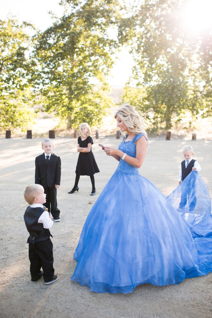 "The reality behind the ""picture perfect"" photos