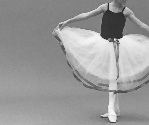 Meg Wallace|One Glass Slipper|Why I save seats, buy flowers and make candy jars for my daughter's ballet recitals...