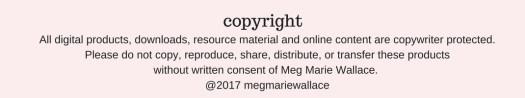 meg marie fitness body guide   copyright 2017