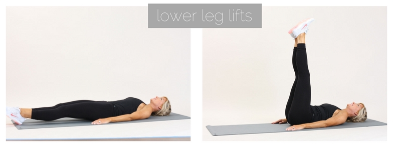 meg marie fitness | lower leg lifts