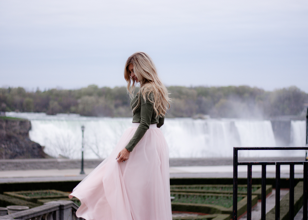 fancy at the falls