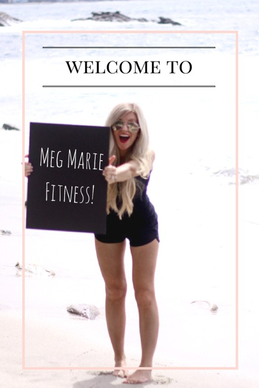 welcome to meg marie fitness | FREE 12 week fitness guide