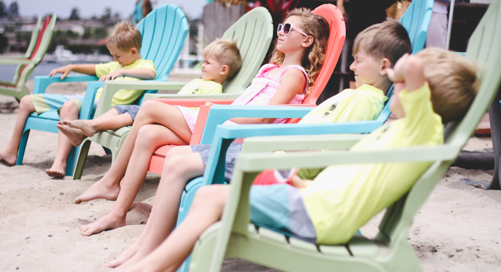 pirate coast paddle boarding | summer fun | orange county summer camps