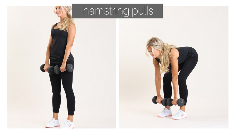 hamstring pulls | meg marie fitness | fit for a purpose