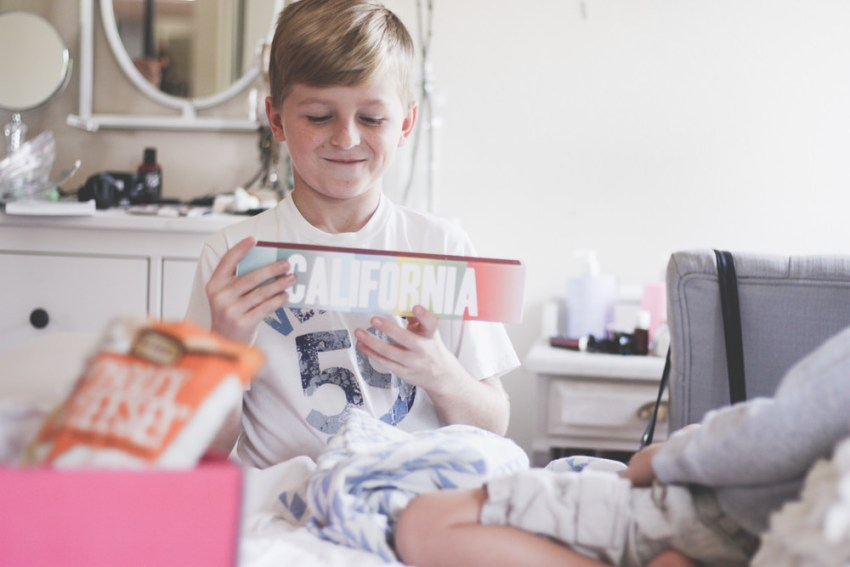 pop sugar must have box | meg Wallace | subscription box