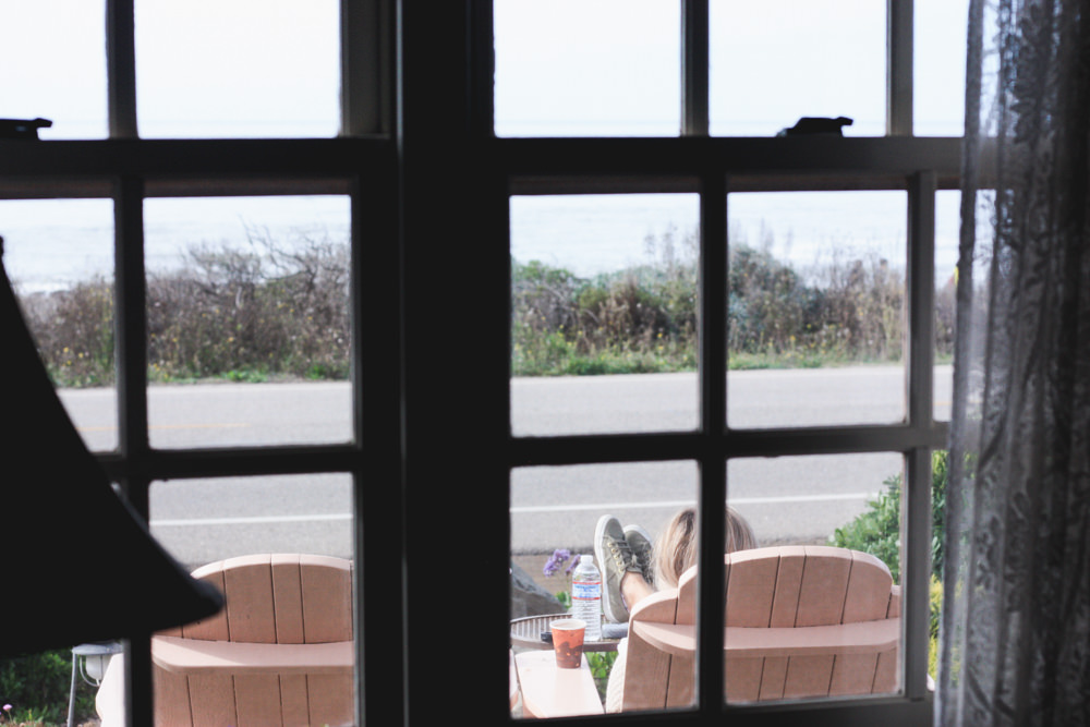 sea otter inn | Cambria | meg marie wallace | travel diaries | central coast